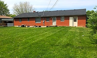 Building, 205 Ellen Court, 1