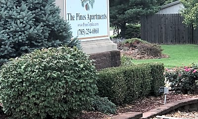 The Pines Apartments, 1