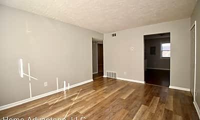 Living Room, 4801 Fury Way, 1