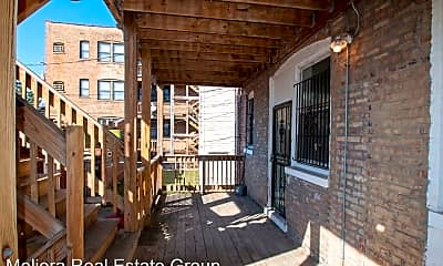 Patio / Deck, 6810 S Cornell Ave, 2