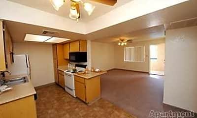Kitchen, Gilbert Greens Apartments, 1