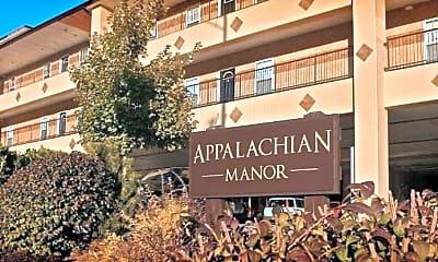 Appalachian Manor, 0