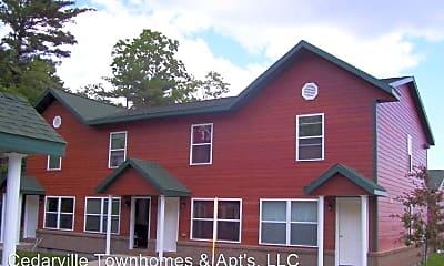 Building, 2912 Cedarville Dr, 1