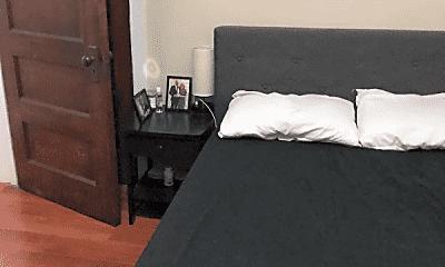 Bedroom, 406 N Delaware St, 2