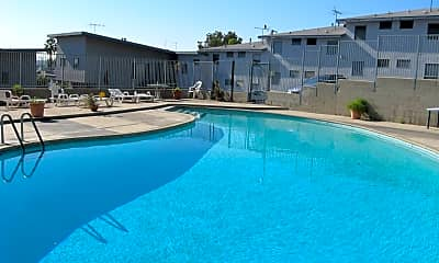 Pool, 10777 Rose Ave, 2