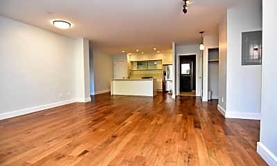 Living Room, 2257 Adam Clayton Powell Jr Blvd 2-B, 1