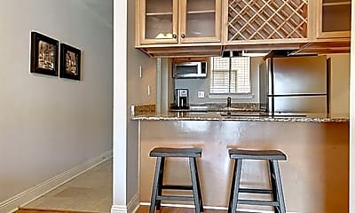 Kitchen, MetroView Condominiums, 1