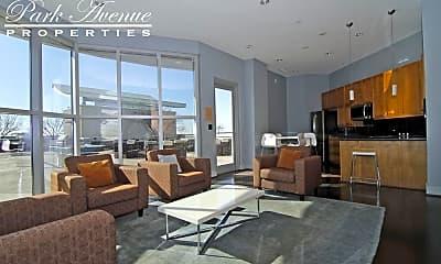 Living Room, 333 W Trade Street #605, 2