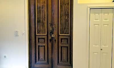 Bedroom, 138 West 127 street, 1