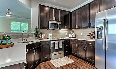 Kitchen, The Caruth, 0