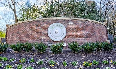 Community Signage, Finley at Fairfax Corner, 2
