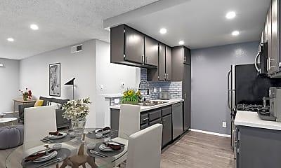 Kitchen, Woodridge Apartments, 0