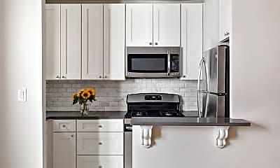 Kitchen, 245 E 37th St 3-C, 1