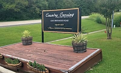 Country Crossing Apartments, 1