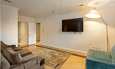 Living Room, 1414 22nd St NW, 1