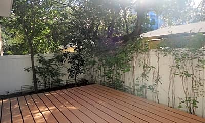 Patio / Deck, 1515 S Bay Villa Place, 2