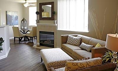 Living Room, Pinnacle at Galleria, 0