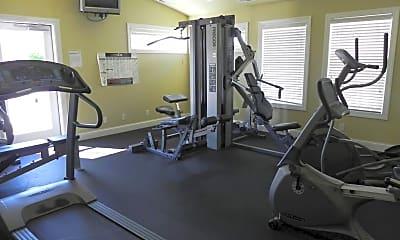 Fitness Weight Room, 6405A Chapel Hill Blvd, 2