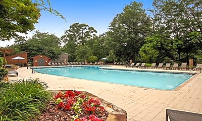 Pool, Lodge on the Chattahoochee, 0