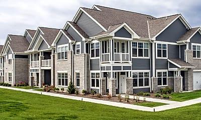 Building, Drexel Ridge Apartments, 1