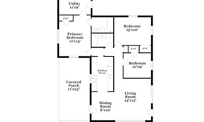2973 Garden Terrace NE, 1