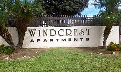 Windcrest Apartments, 1