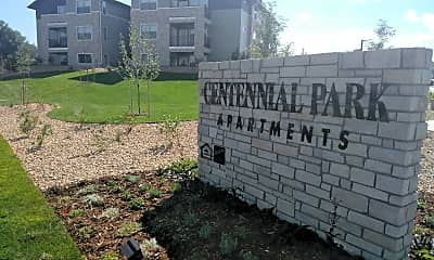 Centennial Park Apartments, 1