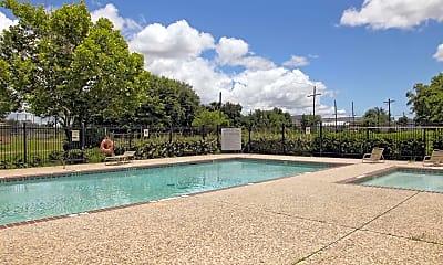 Pool, Sabine Park, 1