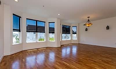 Living Room, 3250 21st St, 1