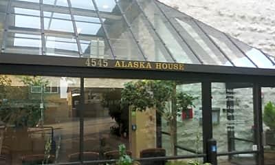 Alaska House Apartments, 1
