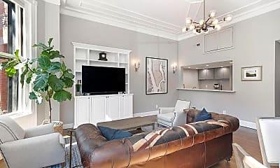 Living Room, 352 Beacon St, 0