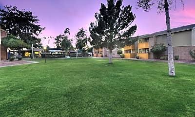Ponderosa Ranch, 1