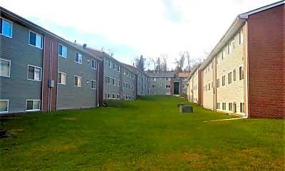 Building, St. Georges Apartments, 1