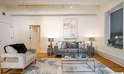 Living Room, 1425 Garden St, 1