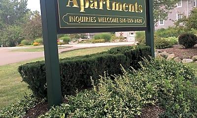South Shore Apartments, 1