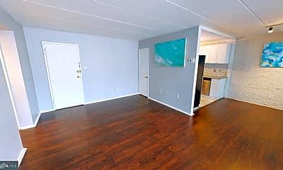 Living Room, 1800 Metzerott Rd 407, 1