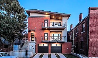 Building, 4443 Bell Street, 0
