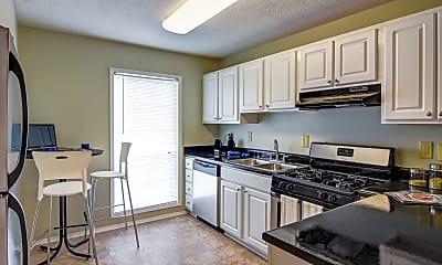 Kitchen, Morgan's Landing, 0