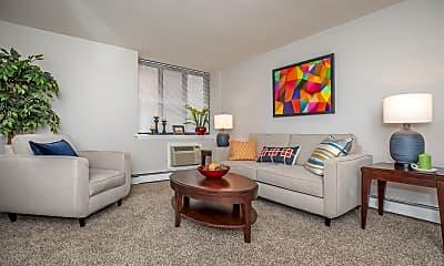 Living Room, Sagamore Hills, 0