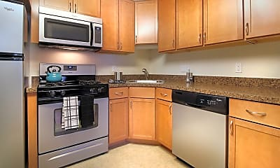 Kitchen, Middlesex Crossing, 1