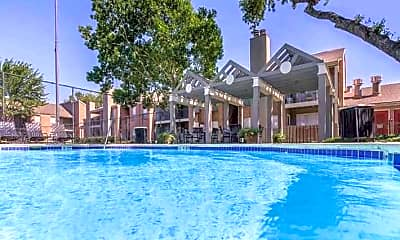 Pool, Commons at Westchase, 1