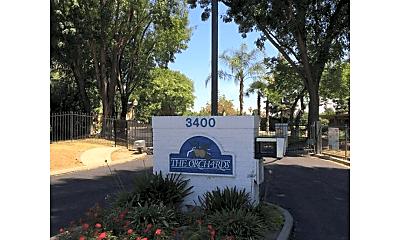 Community Signage, 3400 Sullivan Ct, 0