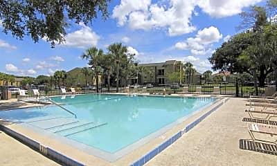 Pool, Village Park At Lake Orlando, 1