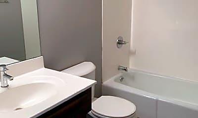 Bathroom, 163 Lakeshore Dr 17, 2
