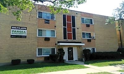 Pangaea apartments, 0