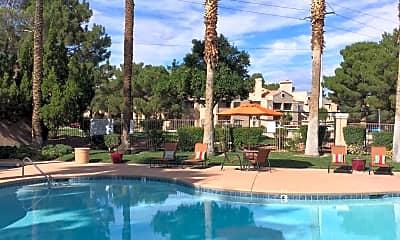 Pool, Parc West, 0