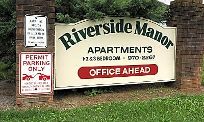 Riverside Manor Apartments, 1