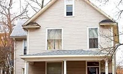 Building, 411 N Salisbury St, 0