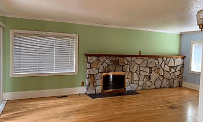 Living Room, 3903 SW Baird St, 1