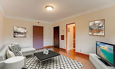 Living Room, The Block, 1
